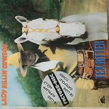 TEX RITTER: Lady Killin' Cowboy (Bear Family BDP 15209 / Picture Disc / NM)