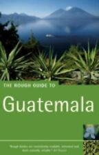The Rough Guide to Guatemala 3 (Rough Guide Travel Guides)-ExLibrary