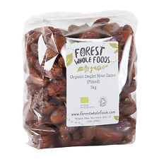 Forest Whole Foods - Organic Pitted Deglet Nour Dates 3kg