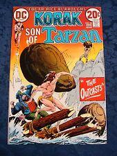 Korak: Son of Tarzan #52 (1973) * DC Comics *