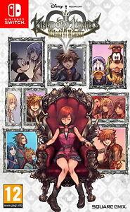 Kingdom Hearts - Melody of Memory (Nintendo Switch)