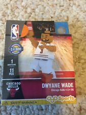 NBA OYO DWAYNE WADE CHICAGO BULLS Generation 1 Series 1