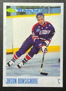 1993 Classic Jason Bonsignore Crash Numbered (2314/15000) N4