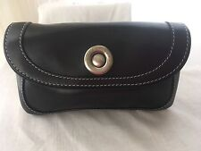 Marc Jacob Leather Clutch BLACK