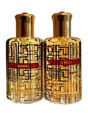 Jasmine 36 Ml & T Rose 36 Ml Exclusivo De Fragancia De Arabia Paquete de 2