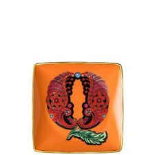 "Holiday Alphabet, Coppetta Lettera ""Q"" 12cm, Porcellana, Versace"