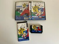 Sonic The Hedgehog 1 Sega Mega Drive Japan Japanese Version - Complete - GC