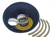 """Recone Kit for JBL D130 E130 K130 15"""" Speaker SS Audio 8 Ohm Speaker Repair Part"""