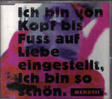 MCMXCll-Ich Bin von Kopf Biss Fuss cd maxi single Germany