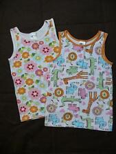 vêtements enfant/fille - lot 2 débardeurs, marque H&M, taille 7-8 ans