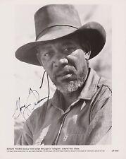 Morgan Freeman  Autograph, Original Hand Signed Photo