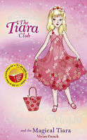 The Tiara Club: Princess Megan and The Magical Tiara, French, Vivian, Very Good