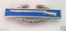 COMBAT INFANTRY (CIB) 1ST AWARD Military Veteran US ARMY Hat Pin 14748 HO SMALL