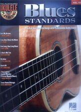 Ukulele Uke Play-Along #19 - Blues Standards Songbook Noten mit CD