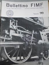 Bollettino FIMF treni 1978 99 Cinquantennario SNCB