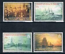 Tristan da Cunha 2002 Herald Survey SG759/62 MNH
