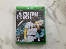 MLB The Show 21 (Xbox Series X) - Unopened, New in Box