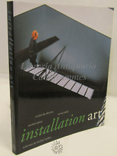 CATALOGO MOSTRA ARTE - AA. VV. Installation Art - Thames and Hudson 1996
