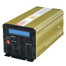 24V DC to 110V AC Power Inverter Charger 3000 Watts PIUB-3000-24X Pure Sine Wave