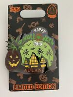 Happy Halloween  Aulani Disney Pin 2019 Limited Edition