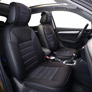 Premium Universal Car Seat Cushions Set For Car Truck SUV Van - Front Set