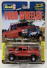 Revell Four Wheeler Die Cast 1/64 Chevy Silverado 4x4 VHTF 2003 Revell #86-3058