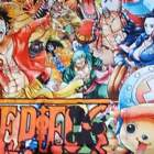 One Piece Anime Tapestry