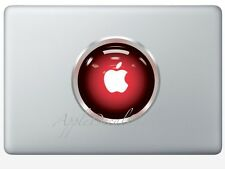 Hal 9000 Eye Logo Cut Decal Sticker Skin for Macbook Pro Air 11 13 15 17 HALCUT
