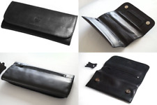 Germanus Tobacco Pouch From Genuine Leather - Furvus