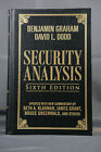 Security Analysis, Sixth Edition (Leatherbound Edition) by Benjamin Graham