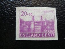 ESTONIE (occupation allemande) - timbre y&t n° 5 neuf (tout etat) (COL3) (E)
