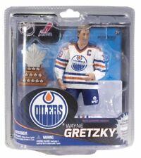 Wayne Gretzky Edmonton Oilers NHL McFarlane Action Figure Conn Smythe Trophy