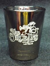 Nos The Orlean's Casino Hotel Las Vegas Nevada shot glass