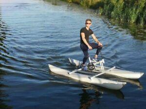 Aqua bike Kayak