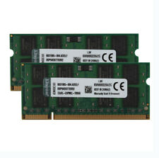 Kingston 4GB 2X 2GB PC2-6400S 2RX8 DDR2 800MHz Laptop Memory RAM SO-DIMM @New