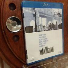 Manhattan - Woody Allen   Blu Ray Nuovo
