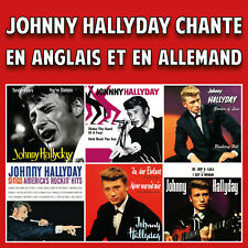 CD Johnny Hallyday chante en anglais et en allemand