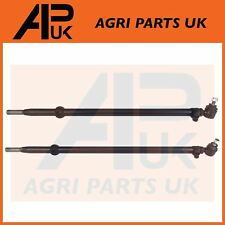 Ford 4100 4110 4140 4600SU 4610SU Tractor Drag link track rod end assembly Pair