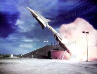 8x10 Print Army Nike Zeus Air Defense Missile Deployed #5502471