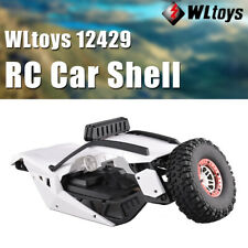 Original WLtoys 12429 Car Shell A979-B-01 Body Shell White RC Car Spare Parts