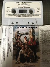 Pearly King (Ricky Conway) and His Pearly Minstrels Cockney Classics UK 1987