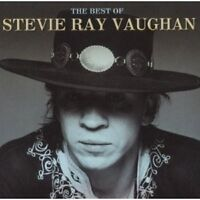 "STEVIE RAY VAUGHAN ""THE BEST OF STEVIE RAY VAUGHAN"" CD NEUWARE"
