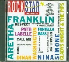 Rockstar Music - Aretha Franklin/Patti Labelle/Nina Simone Cd Perfetto