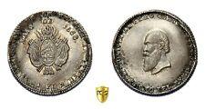 PERU Medaglia Proclamation Medal GENERAL PRADO 1866 - Fonrobert 9199 - PCGS MS62