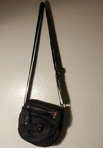 Tumi Black Crossbody Bag