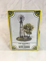 Woodland Scenics M103 HO The Windmill Train Accessories HO Scale 724771001034