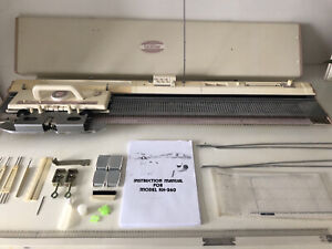 Brother Knitting Machine KH-260 Chunky- Serviced/ In Good Working Order