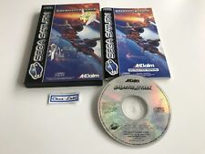 Galactic Attack - Sega Saturn - PAL EUR - Avec Notice