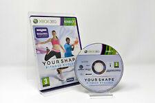 XBOX 360-Kinect I Your Shape: Fitness Evolved I-I Neuf dans sa boîte I état: très bien I