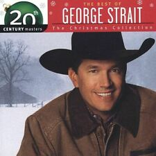 George Strait - 20th Century Masters, The Christmas Collection - Damaged Case